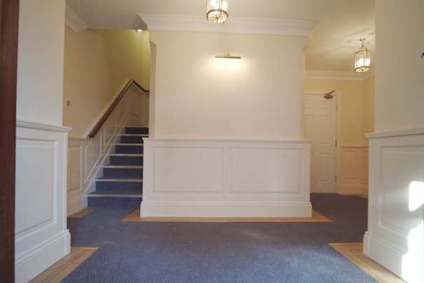 staircase wall panelling southport
