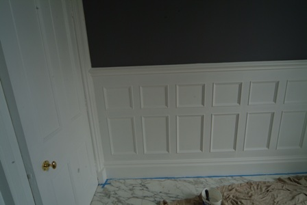 beaded wall panelling by wall panelling experts  for colin and justin glasgow