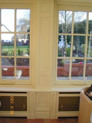 conservatory wall panelling warrington customer brooksons