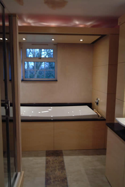 made to measure bathrooms by wall panelling ltd