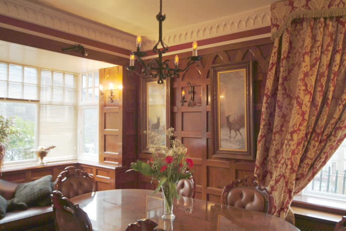 dining room wall panelling rossendale lancashire HMH british made