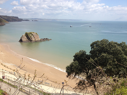 Tenby Beaches
