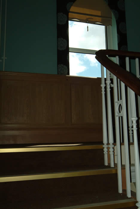 oak wall panelling oak wall panelling for rossendale hospice made in Great Britain by wall panelling experts