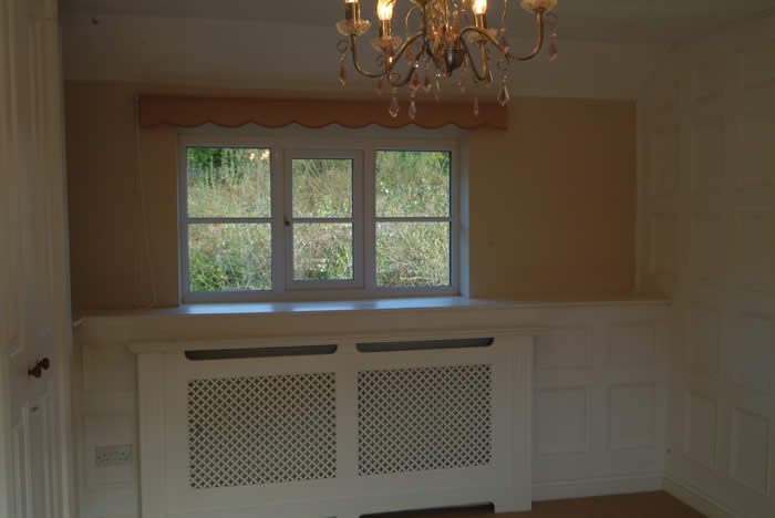 wood panelling for walls from wall panelling experts the secret garden cottage south wales