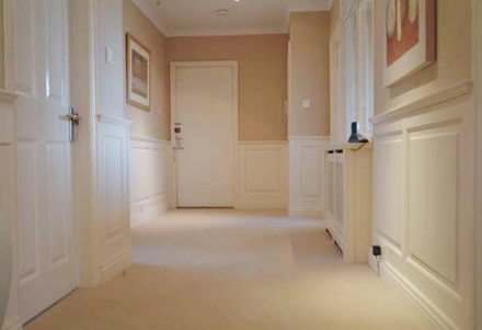 entrance hall wall panelling harrogate british made