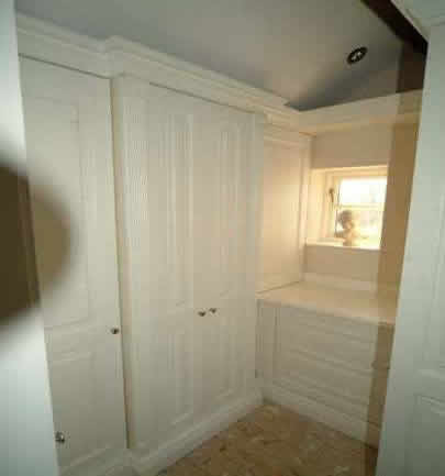 bedroom wardrobes, cheshire neville and charmaine