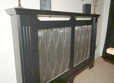 made to order radiator cover british made
