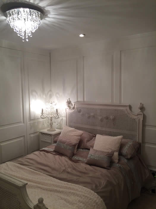 New photos in wall panelling experts rossendale for Georgian bedroom ideas