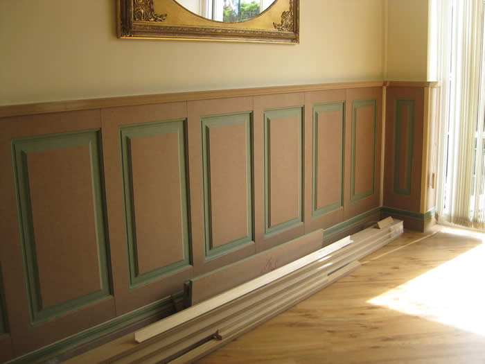 georgian wall panelling by wall panelling experts