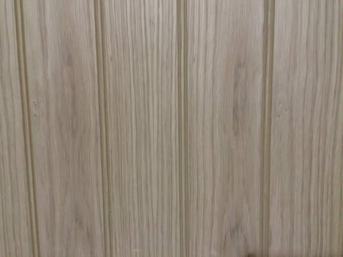 oak veneer read and bead
