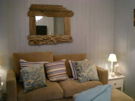 living room tongue and groove wall panelling by wall paenlling expertsfor Linda Barker ITV1 60mm