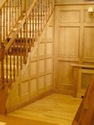 ideal home exhibition london by wall panelling experts