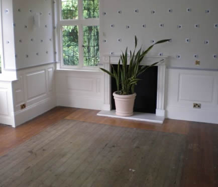dining room wall panelling british made fit by a doctor