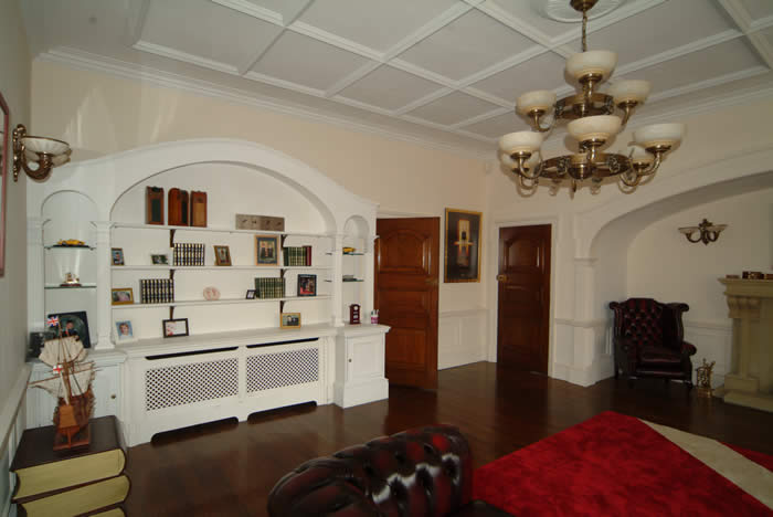 wood panelling for walls for ceilings by wall panelling experts
