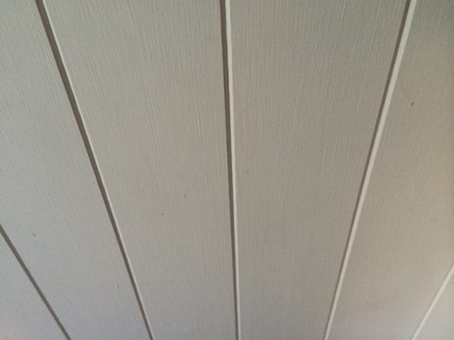 Tongue adn Groove Wall Panelling