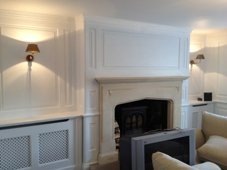 wall panelling cheshire - Wall Panelling Designs