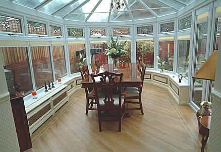 conservatory wall panelling, blackburn