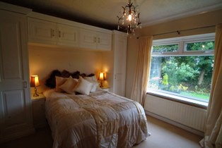 bedroom wardrobes made to order by wall panelling experts acorn cottage ttenby south wales sykes cottages