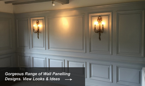 Superiord Wall Panelling Designs