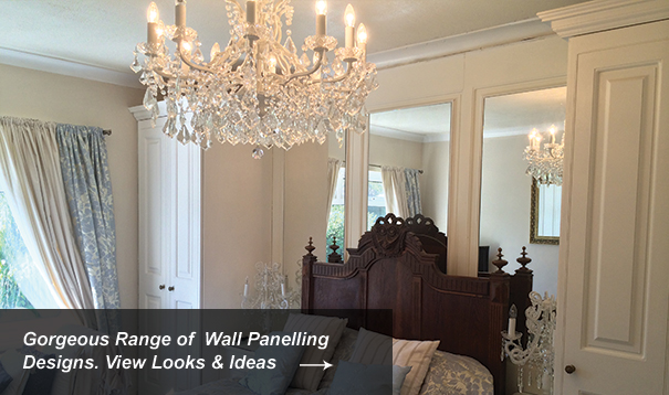 Bathroom Wall Panelling Designs