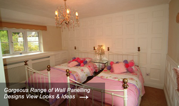 Bedroom Wall Panelling Designs