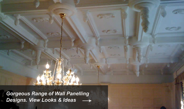 Ceiling Wall Panelling Designs