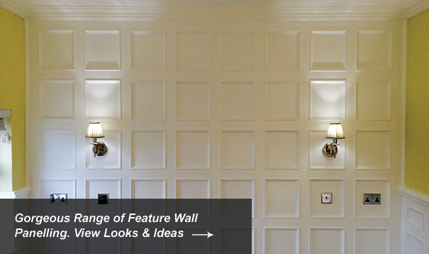 Feautre Wall Panelling Designs
