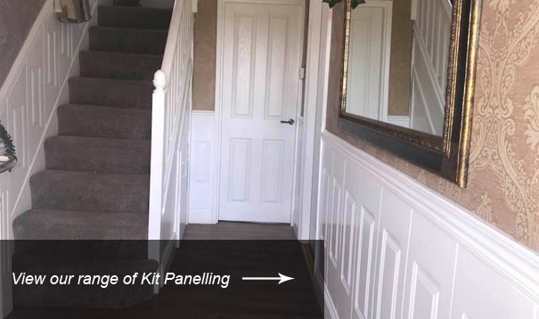 Kit Panelling from Panel Master in Britain