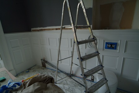 bathroom wall panels experts glasgow
