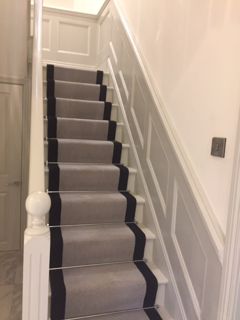 Staircase Wall Panelling | Panelling For Staircases | UK Based | Wall  Panelling Experts