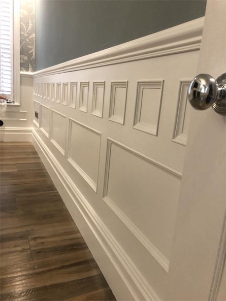 premier mdf beaded wall panelling for living room