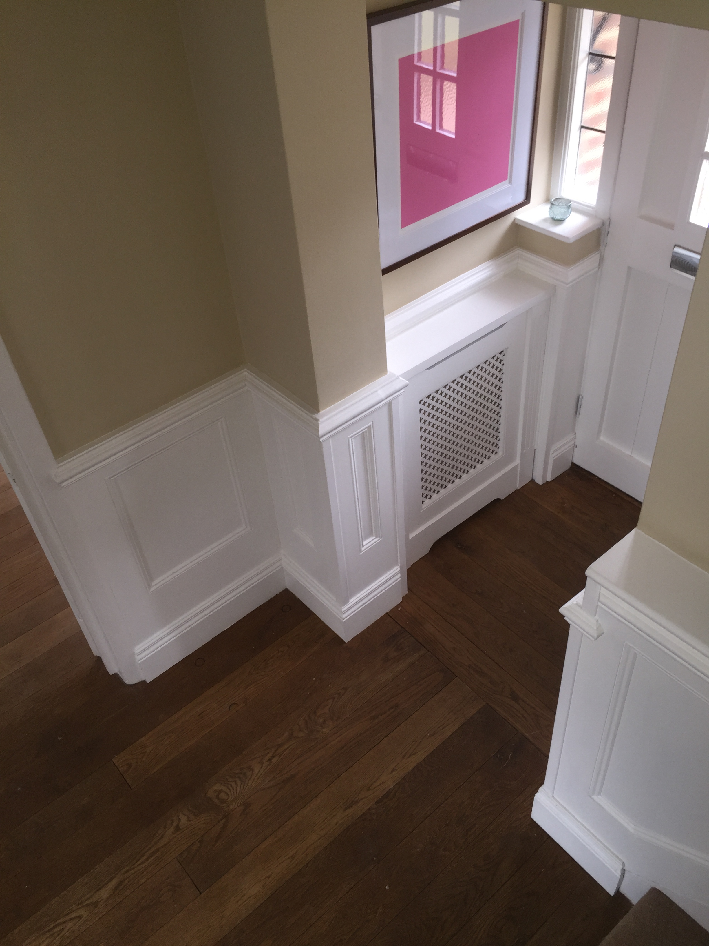 Foyer Hallway Uk : Staircase wall panelling for staircases uk