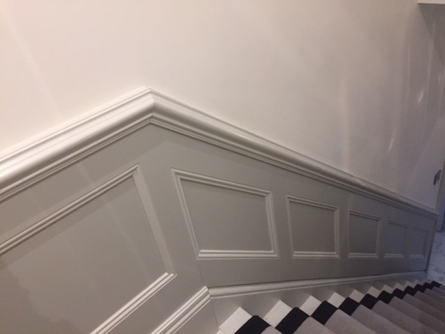 Superior Staircase Wall Panelling | Panelling For Staircases | UK Based | Wall  Panelling Experts