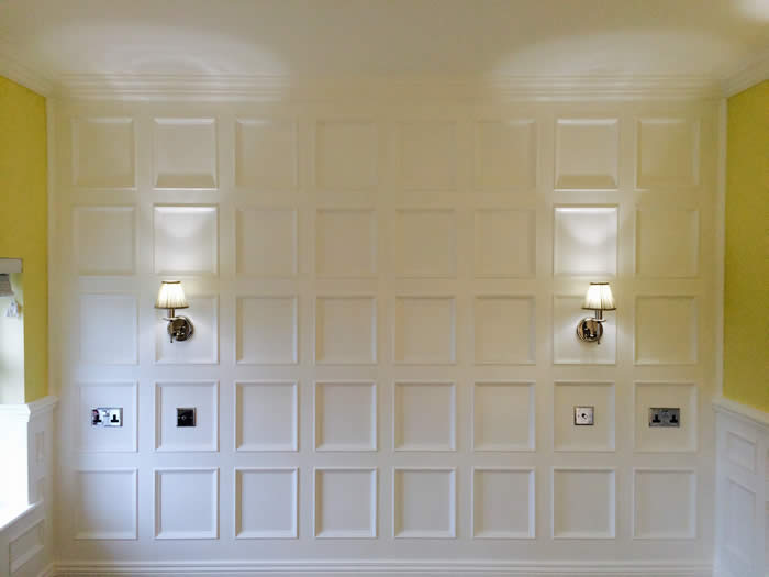 beaded wall panelling by wall panelling experts