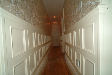 beaded landing wall panelling ormskirk