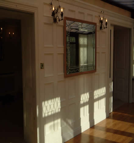 conservatory wall panelling south wales