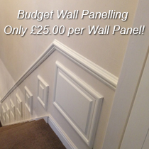 Special Budget Offer at Wall Panelling Experts