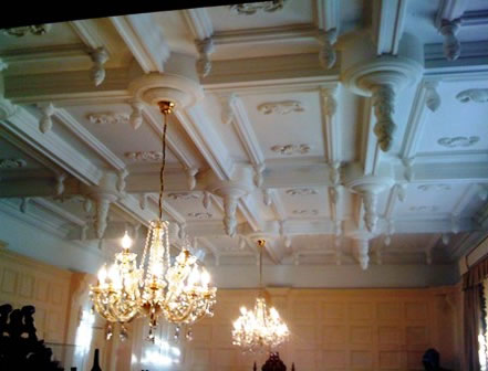 ceiling wall panelling cheshire