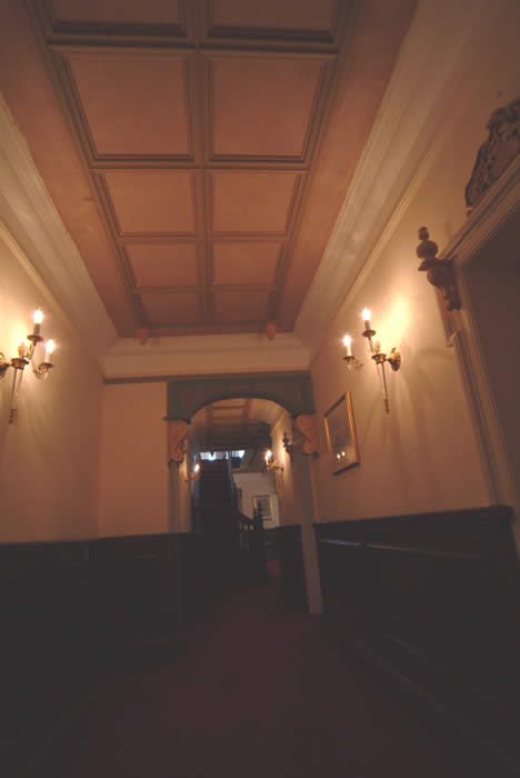 ceiling wall panelling for deansgreen hall cheshire