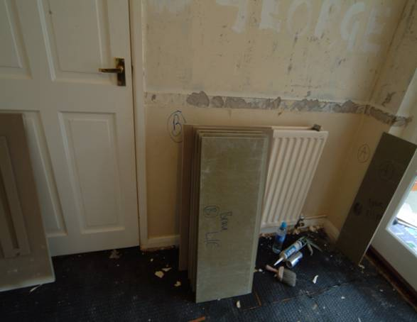 how to fit wall panelling by wall panelling ltd