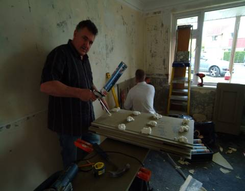 how to fit wooden wall panelling by wall panelling ltd