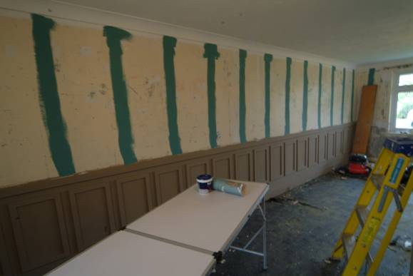 homes for the brave sky tv wall panelling by wall panelling ltd