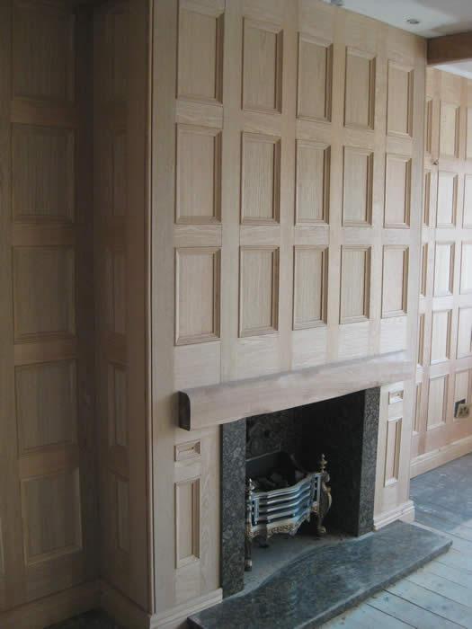 Oak Wall Panelling Decorative Wood Panelling Wall