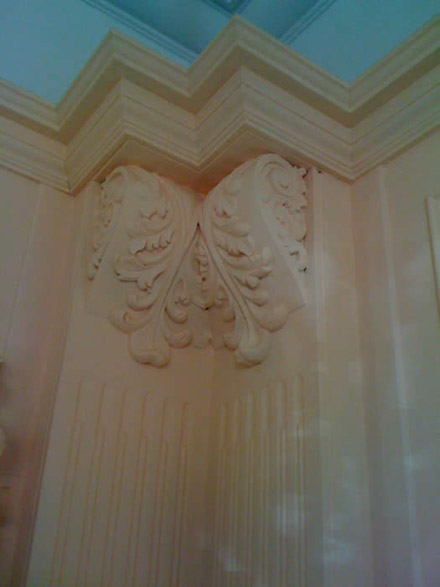 wood carvings by wall panelling ltd