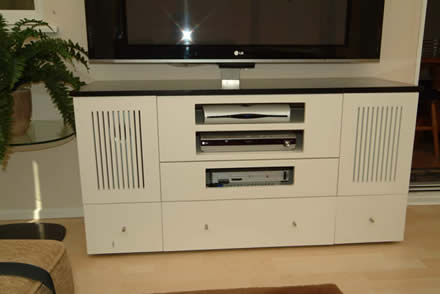 wall panelling designs tv media surrounds