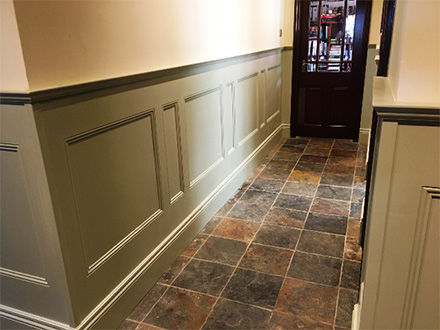 Entrance Halls Wall Panelling Wall Panelling For Entrance Halls From Wall Panelling Ltd