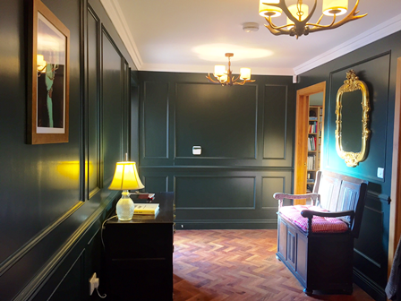 Entrance Halls Wall Panelling, Wall Panelling For Entrance Halls ...