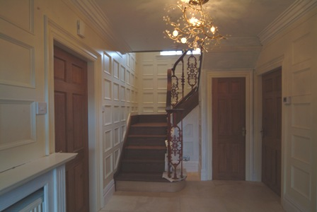 entrance hall wall panelling by wall panelling southport
