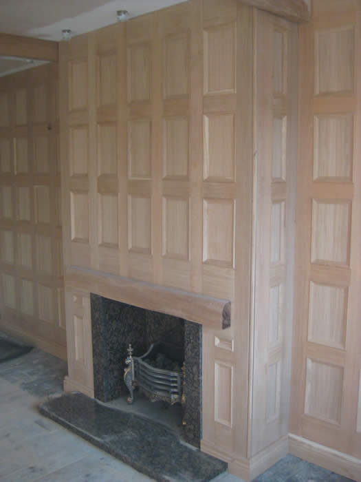 oak wall panels by oak wall panelling experts