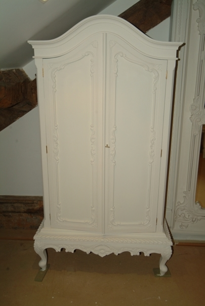Gorgeous hand made french bedroom furniture by wall panelling ltd